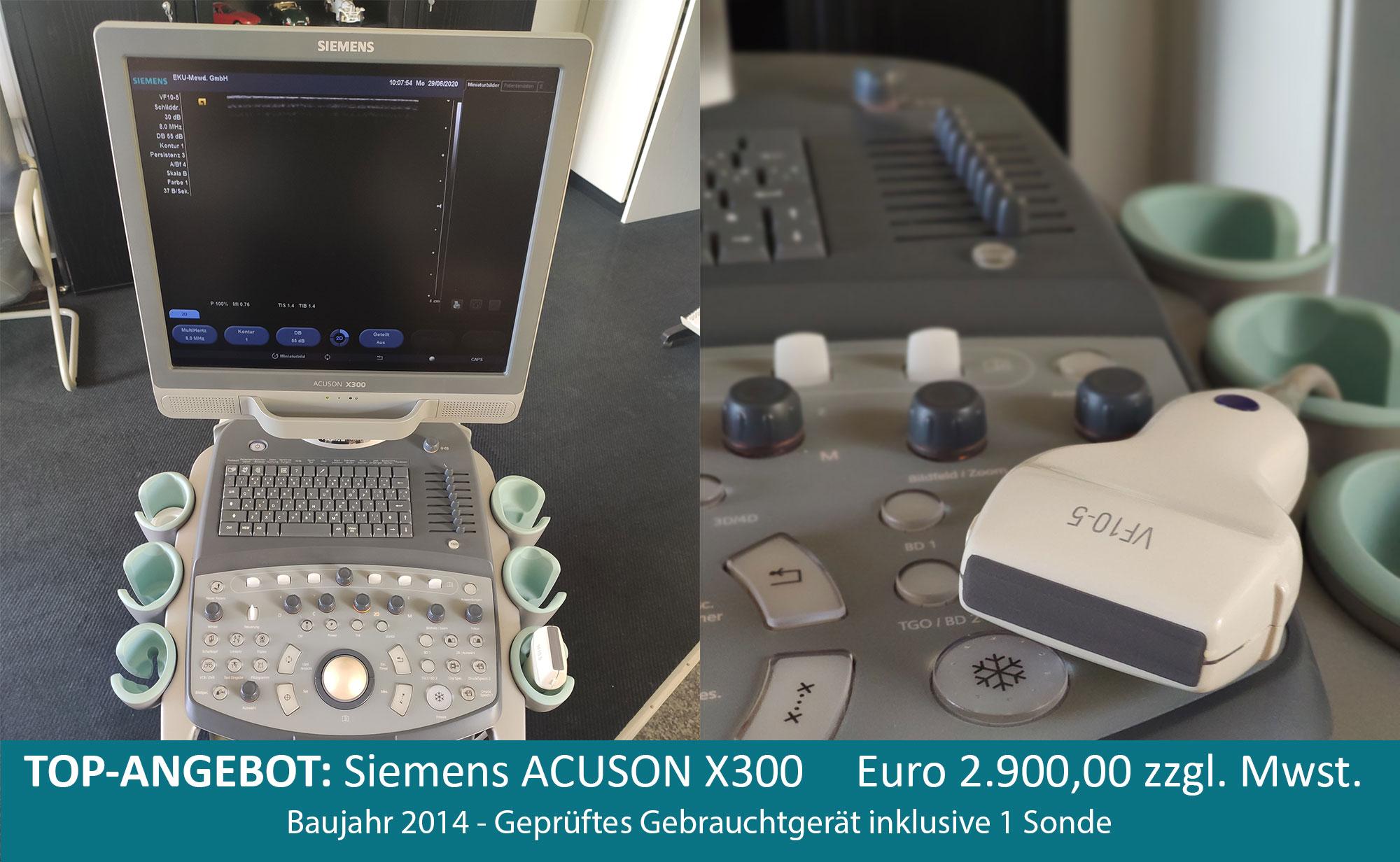 Sonograph X300
